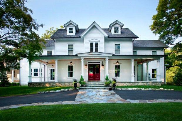 18 Beautiful Farmhouse Design Ideas