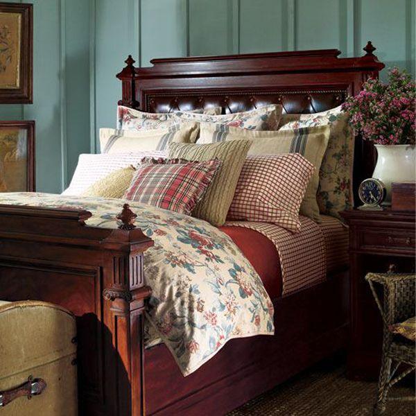 Lake House Bedding By Lauren Ralph Bedrooms In 2018 Pinterest Bedroom Bed And