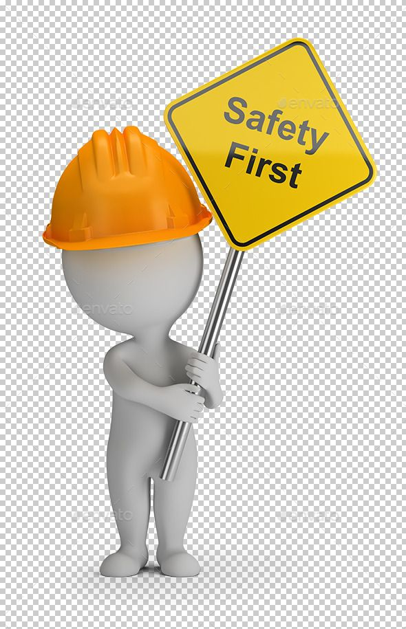3d Small People Safety First Safety First Powerpoint Animation Sculpture Lessons