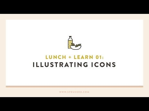 Illustrating icons tutorial — Spruce Rd.