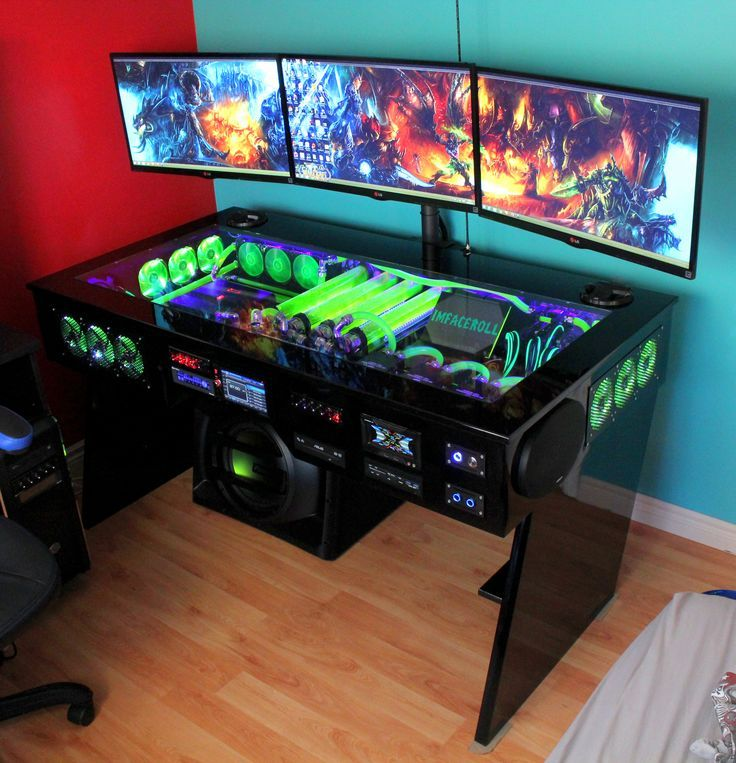 Best 25+ Pc Gaming Setup Ideas On Pinterest