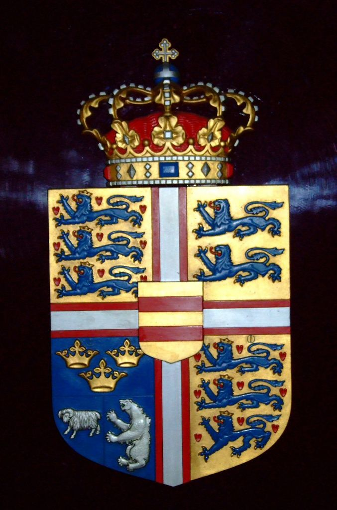 Denmark's national coat of arms