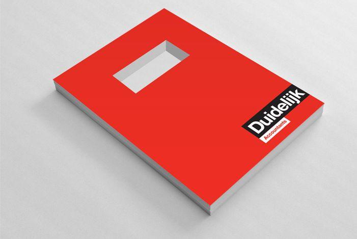Duidelijk Accountants - Deep Graphic Design