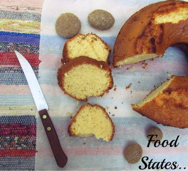 Κέικ νηστίσιμο με ινδοκάρυδο - Food States