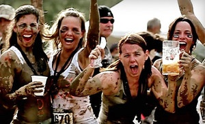 VICTORY SHALL BE MINE.  ALL MINE>>>>>  If I can find someone to join me..    Groupon - $45 for a Warrior Dash Obstacle-Race Entry (Up to $90 Value) in Hugo. Groupon deal price: $45.00