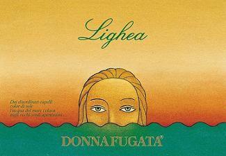 Lighea_Etichetta Donnafugata #Sicily