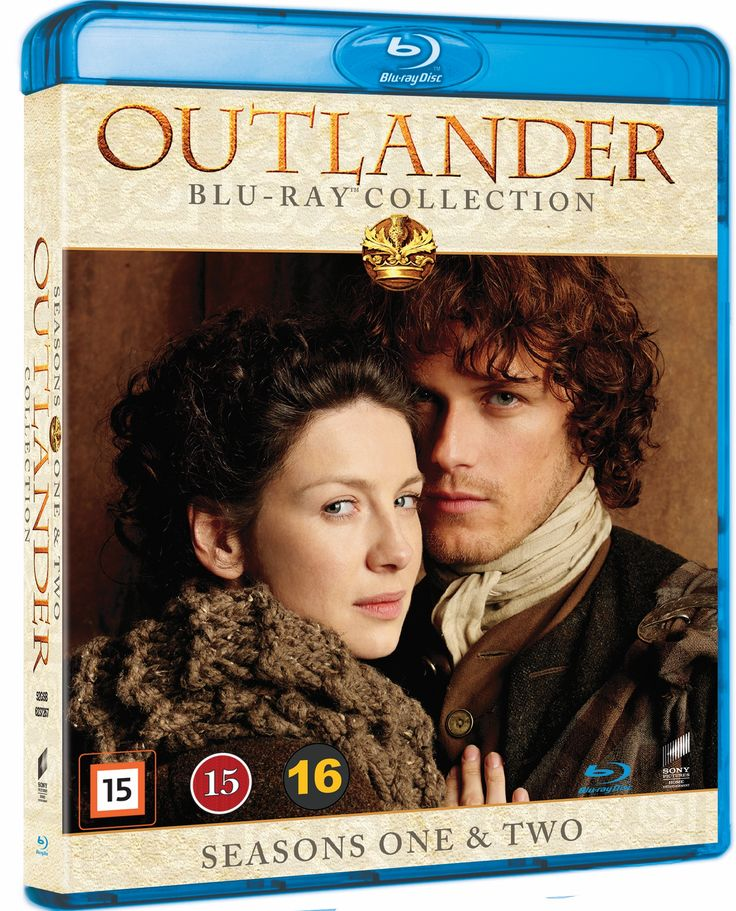 Outlander - Sesong 1+2 (Blu-ray) (10 disc)