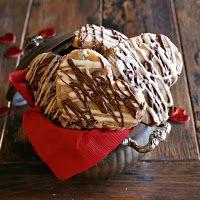 Triple Chocolate Shortbread Cookies