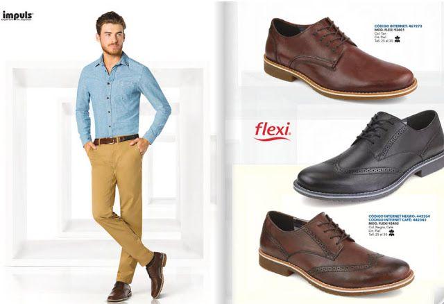 calzado flexi