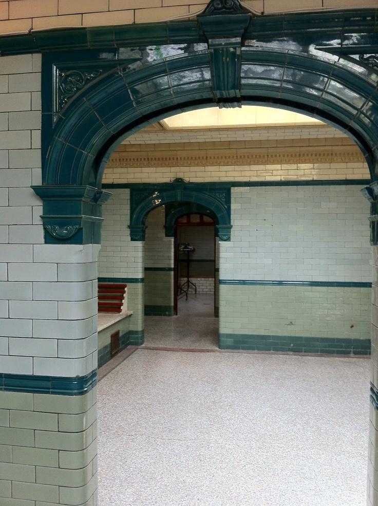 public baths