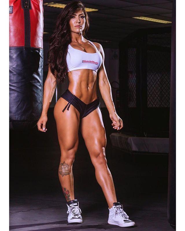 female fitness models steroids