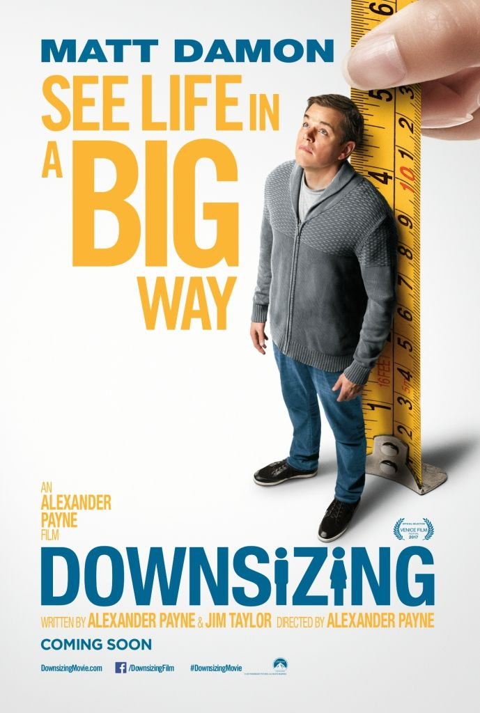 Downsizing Is Latest Stream Hd Movies Directed By Alexander Payne
