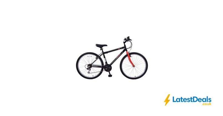 "Cheapest Arden Trail Mens 26"" Wheel Mountain Bike 21 Speed Free Delivery, £114.99 at Amazon UK"