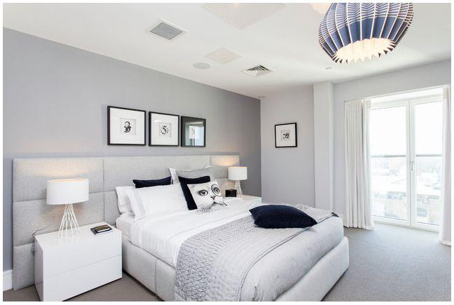 Flickr Gray Master Bedroom Light Gray Bedroom Grey Bedroom Decor Bedroom lighting ideas houzz