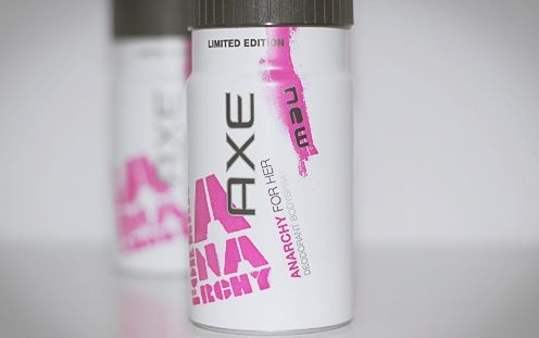 Smells great!!!!   ~   axe sprays for women | Axe Anarchy Spray For Women Product Review