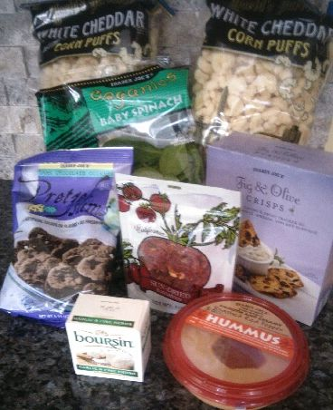 IF you missed it, last day to enter to win a $20 Trader Joe's Gift Card :)