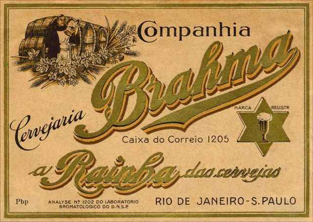 """Brahma - """"A Rainha das Cervejas"""""""