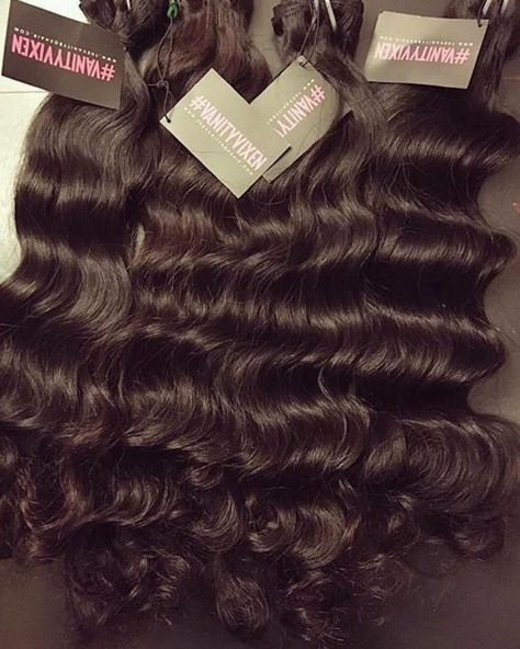 Not too curly…Not too wavy! Our Indian Natural Wavy is ...