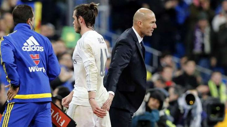 Zidane Lega Gareth Bale Ada di Pihaknya