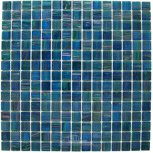 HotGlass | HAK-P65 | Blue Agate | Tile > Glass Tile