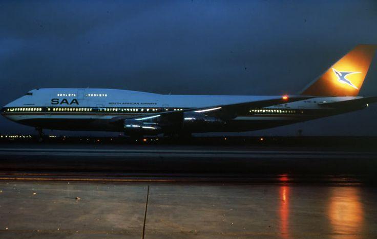 SAA 747 ZS-SAT