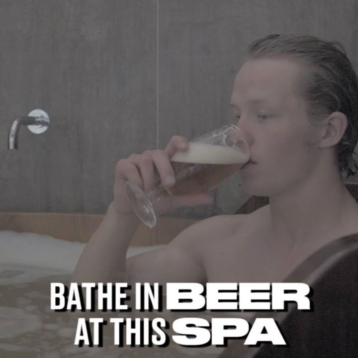 It's official, beer is good for your skin
