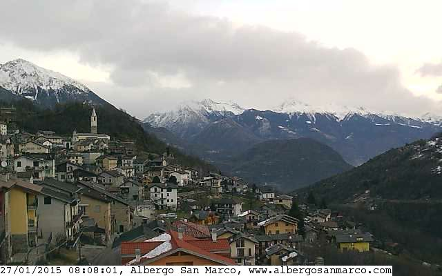 Cosio Valtellino - Italy Live webcams City View Weather - Euro City Cam  #Italy #Italia #webcams #niceview #travel #beautifulplace #street #view #viaggi #strada #tempo #città #city