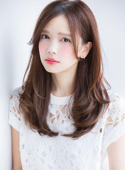大人可愛いワンカール2015 【Ramie】 http://beautynavi.woman.excite.co.jp/salon/27006?pint ≪ #longhair #longstyle #longhairstyle #hairstyle ・ロング・ヘアスタイル・髪型・髪形≫