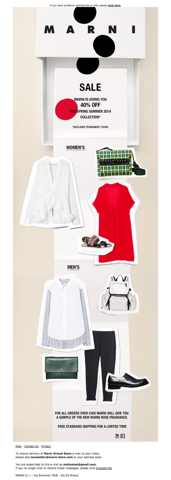 paperdoll #web #digital #marni