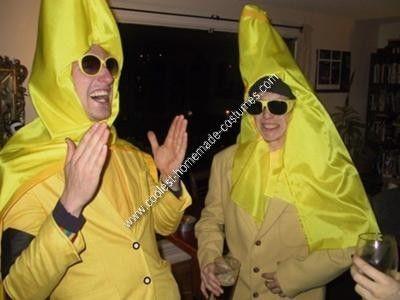 35 best fruit costumes images on pinterest costume ideas fruit coolest banana couple halloween costume idea solutioingenieria Choice Image