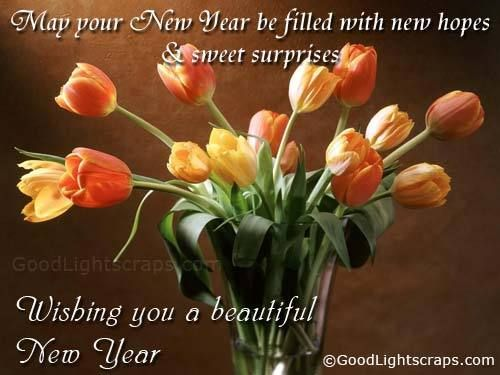 New Year Messages for Friends - Messages, Wordings and Gift Ideas