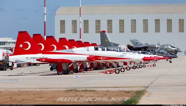 Northrop (Canadair) NF-5A-2000 (CL-226) - Turkey - Air Force | Aviation Photo #4670299 | Airliners.net