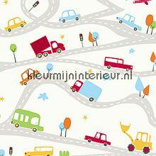 Transportation behang