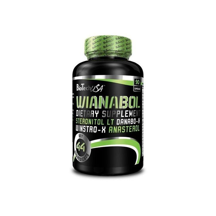 Biotech Wianabol es el novedoso y definitivo potenciador de la testosterona que contiene 44 ingredientes clave cuidadosamente seleccionados y dosificados