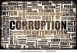 Image result for record of corruption in usa