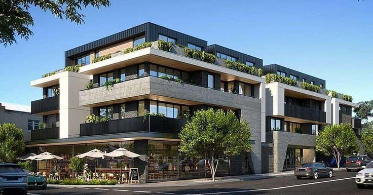 "85 Me gusta, 5 comentarios - ApartmentDevelopments.com.au (@apartmentdevelopments) en Instagram: ""Inspired by its scenic surrounds, Hampton Green in Victoria is a boutique beachside collection of…"""
