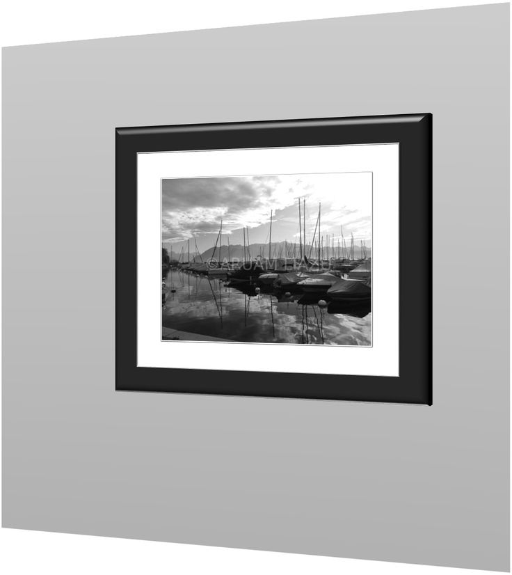 Reflections - This is how it looks on a wall. Fine Art Photography. Limited Edition. No.2 out of 15 available #moderninterior #wallart