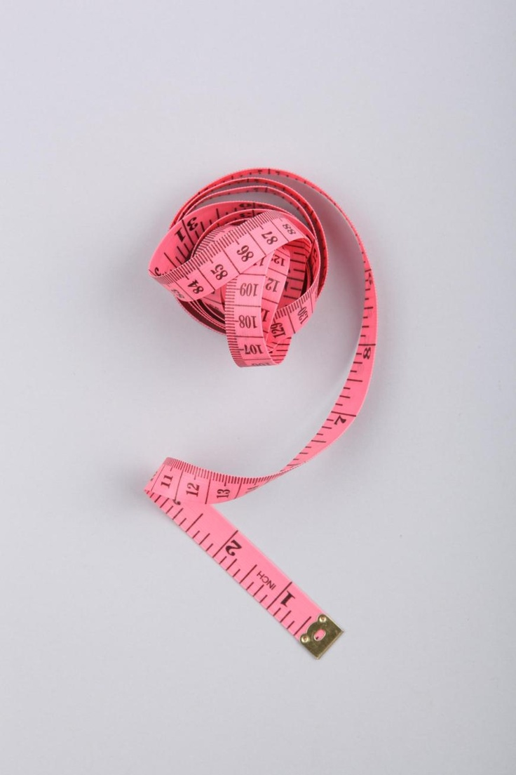 Color Rosa - Pink!!! tape measure | Cotton On