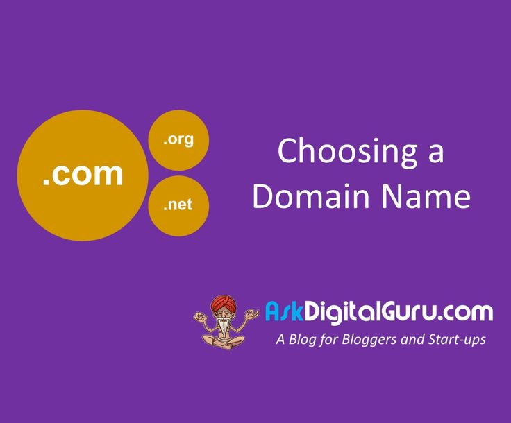Here are certain tips for choosing a domain name. Out of my experience I have learnt these 10 quick tips, I am sure you will find them useful as well.
