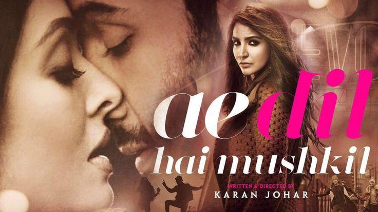 Ae Dil Hai Mushkil 2016 Full HD Movie 720p DVDRip HDRip 300mb Torrent Bluray https://goo.gl/RXsFcf