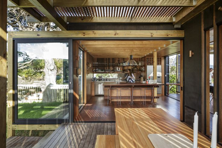 Imagen 10 de 18 de la galería de Casa en la Playa Castle Rock / HERBST Architects. Fotografía de Patrick Reynolds