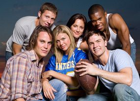 FNL cast - friday-night-lights Photo