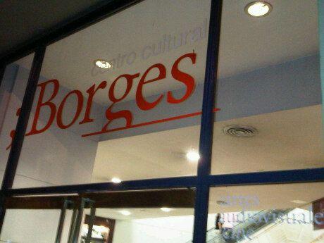 Centro Cultural Borges en Microcentro, Buenos Aires C.F.