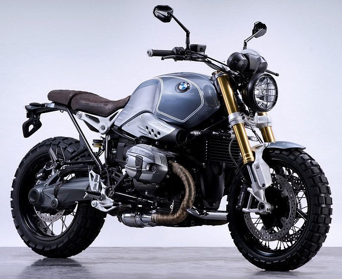 BMW R-1200 Nine-T Brooklyn Scrambler 2014