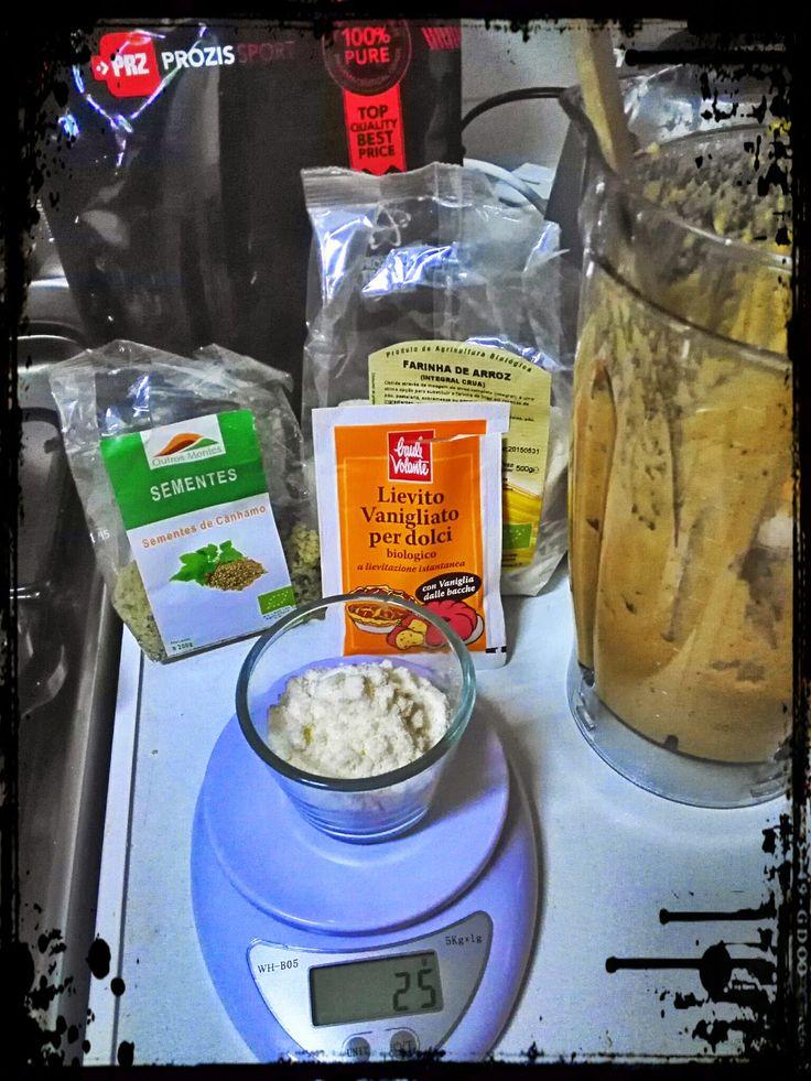 Io Healthy Kitchen : Queijadas proteicas de abóbora e sementes de Cânha...