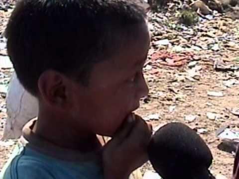 Este reportaje es de niños pobres en basurero, del municipio de Coatepeque, departamento de Quetzaltenango, Guatemala.