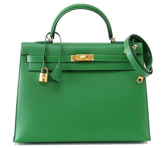 753f0fb3049 A Hermes bag.