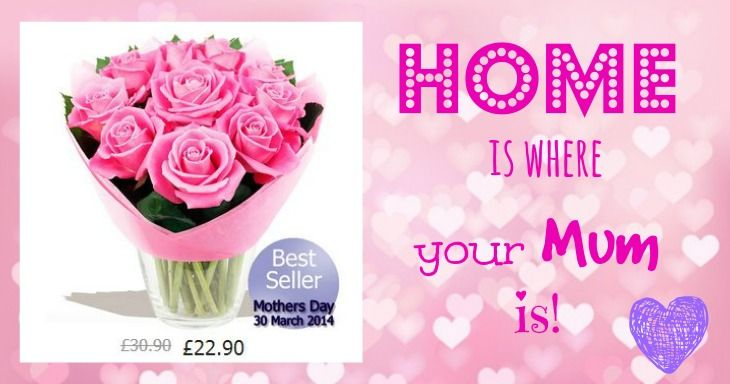 Say Thanks to Mum this Mother's Day with Eden 4 Flowers   http://www.eden4flowers.co.uk/content/content_prod_list.numo?idarea=1&idareacat=39