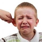 Estudio publicado en TIME, revela que los niños que son corregidos a la fuerza, crean e incrementan desordenes mentales y emocionales.