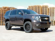 2015 Chevrolet Tahoe - Get On The Level